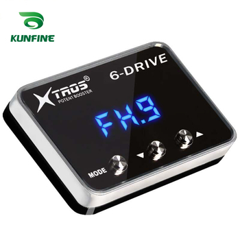 Controlador De Acelerador Electrónico Para Coche Acelerador De Carreras Potente Amplificador Para AUDI A7 2011-2019 3.0L V6-4.2L Accesorios De Piezas De Afinación