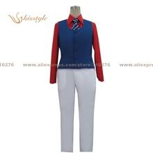Kisstyle Мода La Corda d'oro housei токи jinnan высокое школьная Униформа COS Костюмы Косплэй костюм, индивидуальные принимаются