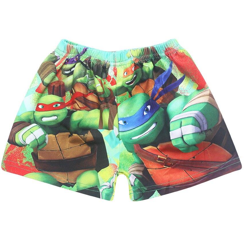 2017 Új nyári rövidnadrág Gyermek fiú Moana Maui rövidnadrág Vaiana ruházati fiú Ninjago fürdőruha gyerekek fiúk szuper szárnyak úszni törzsek