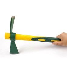 Многофункциональный палочки топор Открытый Кемпинг горный стекловолокно ручка маленький размер сад палочки ручные инструменты