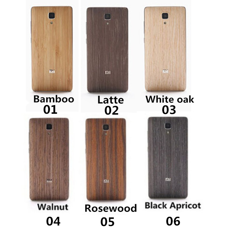 online store 60afe 4b952 US $12.88 |100% Original Wood Case for Xiaomi Mi4 Bamboo Back Battery Cover  for Xiaomi Mi 4battery case in stock Free shipping on Aliexpress.com | ...