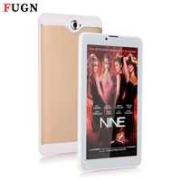 FUGN 7 Inch Tablet Original 3G Phone Call Tablets Kids Tablet PC Keyboard Android 4 4