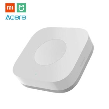 Xiaomi Aqara Smart Wireless Switch Mini With Gyro House Remote Controller for Mi Home APP & MIJIA Multifunctional Gateway stuffed toy