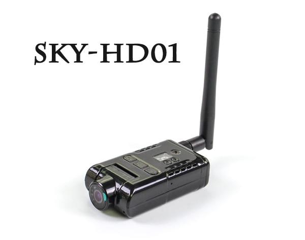 SKY-HD01 5.8G 1080P HD FPV -lähettimen DV-kamera AIO (SKY HD01 - Kamera ja valokuva - Valokuva 6