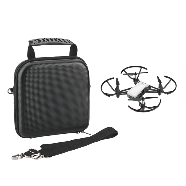 Carrying Case For Tello Quadcopter Drone Waterproof Portable Bag Hard EVA Trval Box DJI