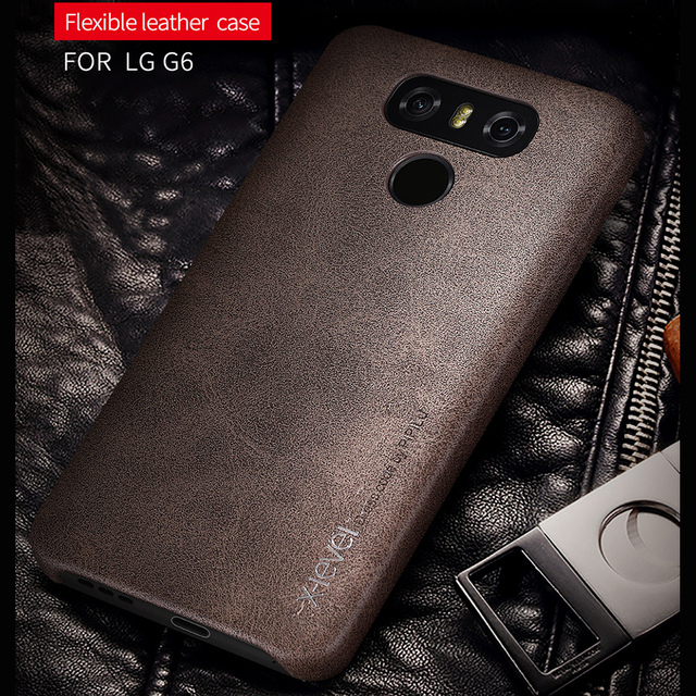 best service f9e9d f9878 US $9.98 |X Level Vintage Leather Case For LG G6 / For LG G5 / For LG V20  Back Cover Phone Capa Funda For Male Men on Aliexpress.com | Alibaba Group