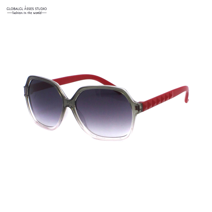 Last&New Design Very delicate Light Gray Color Hinge Fashion Classic Kids Sunglasses A099