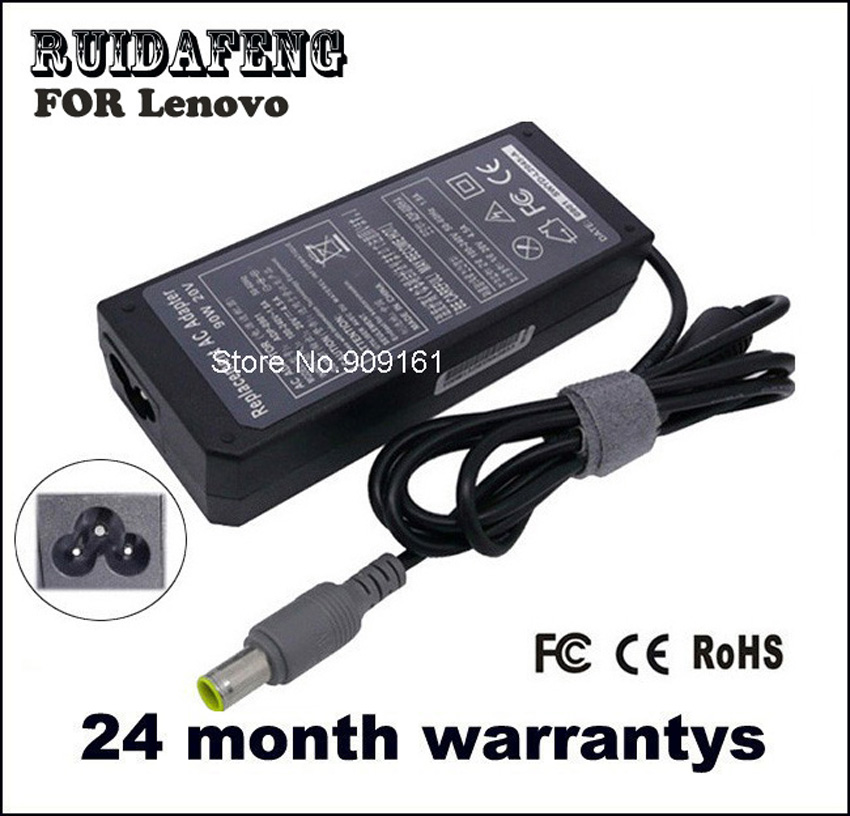 Just New Power Supply Ac Adapter 20v 4.5a 90w For Lenovo Laptop Charger Thinkpad R61 R61e T60 T61 X61 Sl400 X200 T410 Diversified Latest Designs Laptop Accessories