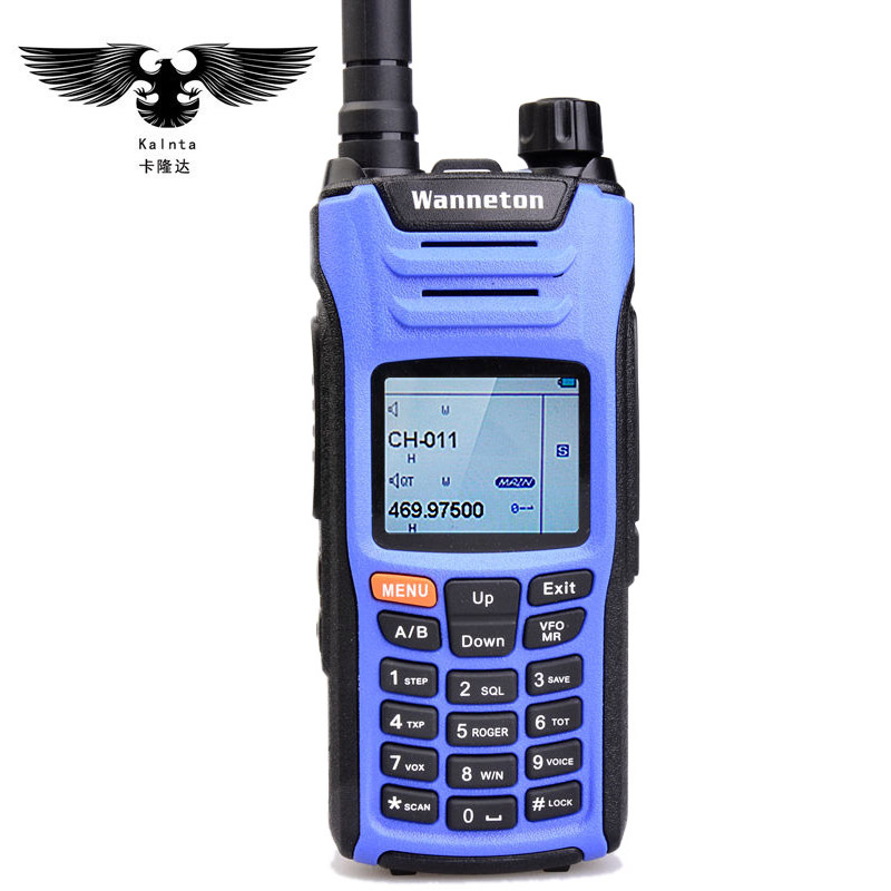 UV6F portable radio walkie talkie purse walkie-talkie comunicator car station police scanner 10km scrambler rx 200 west ham vox