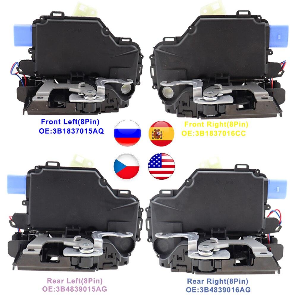 ドアロックアクチュエータ中央機構 Vw ポロシュコダ superb ファビアの ROOMSTER トランスポーター Seat Ibiza 6L コルドバ 3B1837015AQ