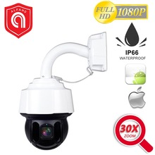 Mini HD Dome Camera 1080P Night Vision Motion Detection Security Onvif 2MP 5MP IP Camera Outdoor PTZ цена в Москве и Питере