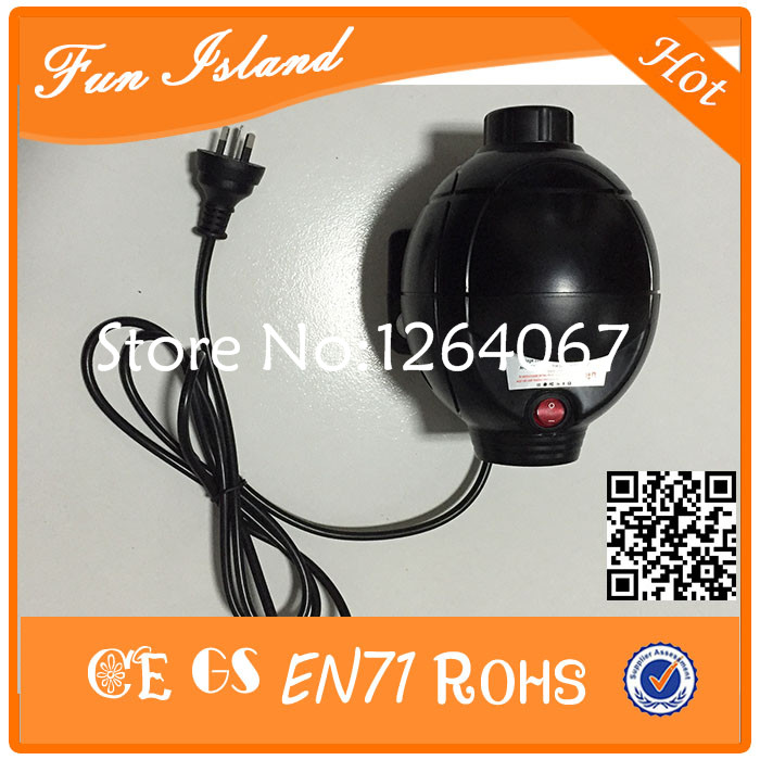 Free Shipping Inflatable Product Inflator ,Air Blower, Pump,Electric Blower spa hot tub bath pump blower air switch for china lx pump air switch