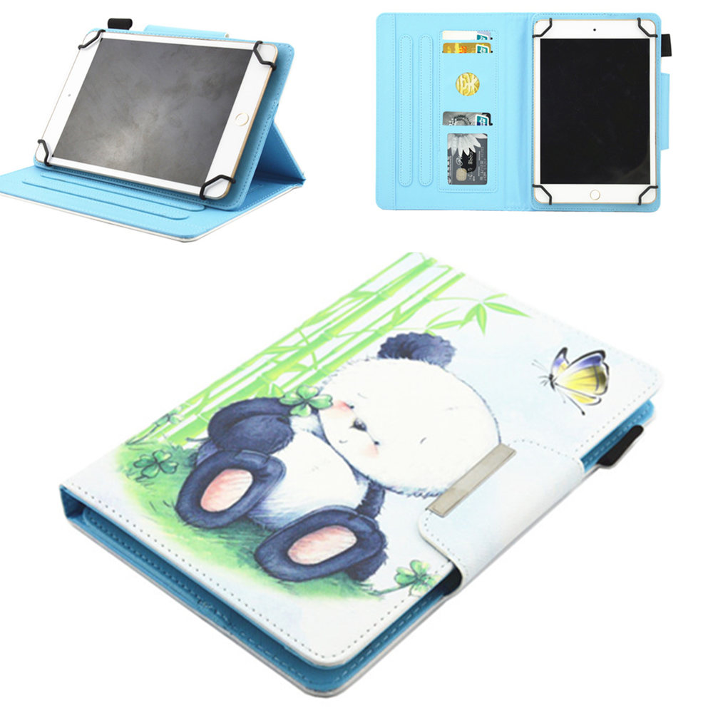 Persevering Pu Leather Cover 8.0 Universal Stand Case For Digma Plane 8522 3g/8702t 4g/8713t 3g 8 Inch Tablet Tablets & E-books Case