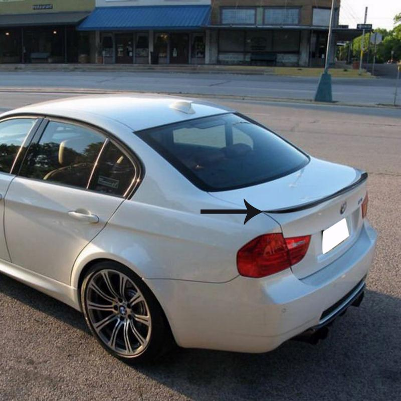 Online Buy Wholesale Bmw E90 Spoiler From China Bmw E90