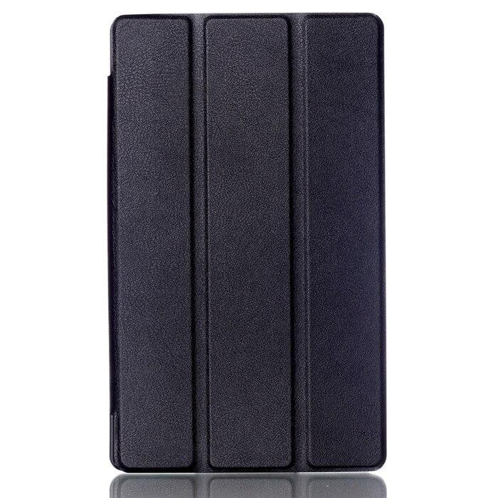 Smart PU Leather Cover Case For Asus ZenPad 8.0 Z380 Z380C Z380KL Z380KNL 8 Tablet + 2 Pcs Screen Protector it baggage чехол для asus zenpad 8 z380 black