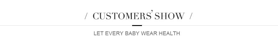 customers show