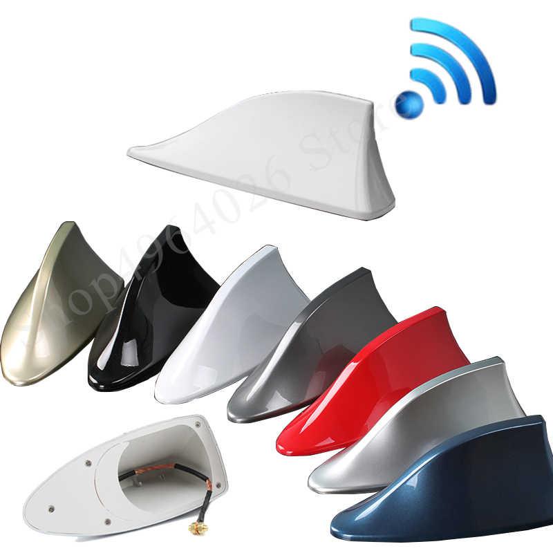 Per opel astra g h j f k insignia vectra c zafira b corsa antara Auto Del Segnale Antenne pinna di Squalo antenna Accessori Per Lo Styling