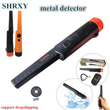 цена на Hand Held Metal Detector Pointer TRX Pro Pinpoint GP-pointerII Waterproof  Metal Detector Static adjustable with BraceletS