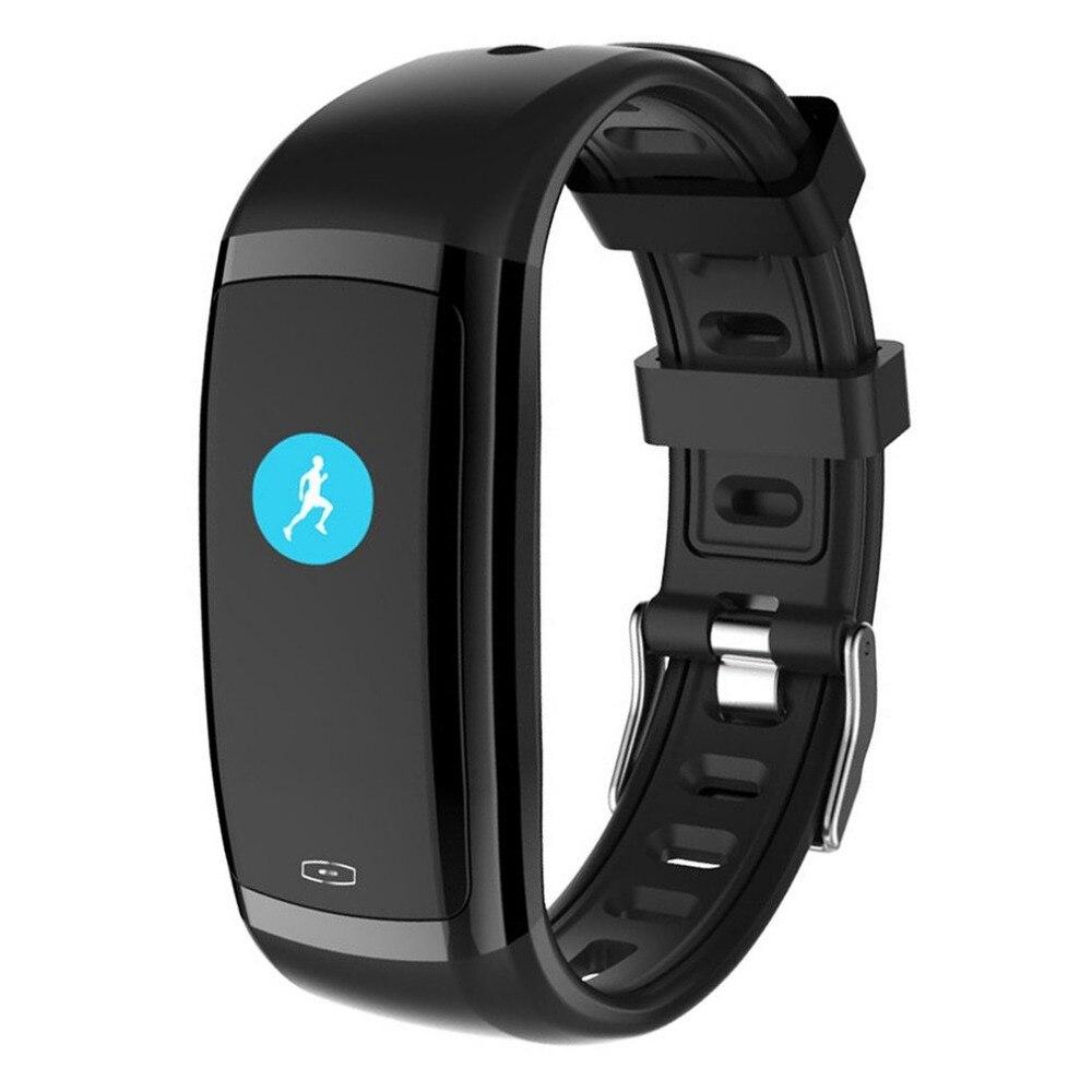 Schrittzähler Cd09 Smart Armband Herz Rate Monitor Fitness Tracker Gps Tracking Armband Ip67 Wasserdichte Sport Smartband Für Android Ios Reich Und PräChtig