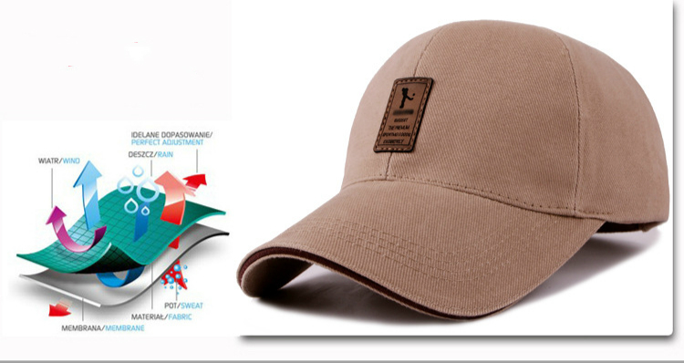 7 Colors Golf Hats for Men and Women 19
