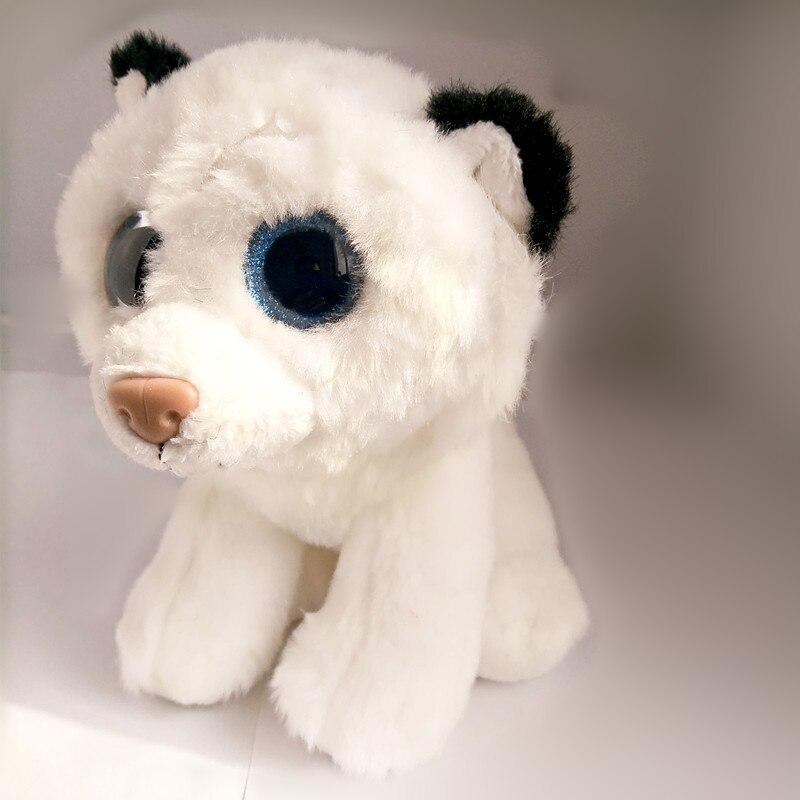 Ty Beanie Babies Arctic-Полярный медведь плюшевые регулярные чучело коллекция Soft большой Средства ухода для век игрушки куклы Juguetes Игрушечные лошадк...