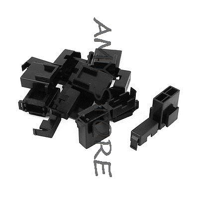 black fuse terminal block holder box replacement for auto. Black Bedroom Furniture Sets. Home Design Ideas