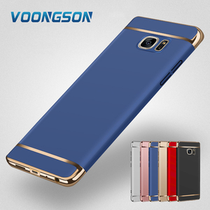 3in1 plating case for Samsung