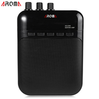 AROMA AG 03M Portable Charging 3W Mini Guitar Amplifier