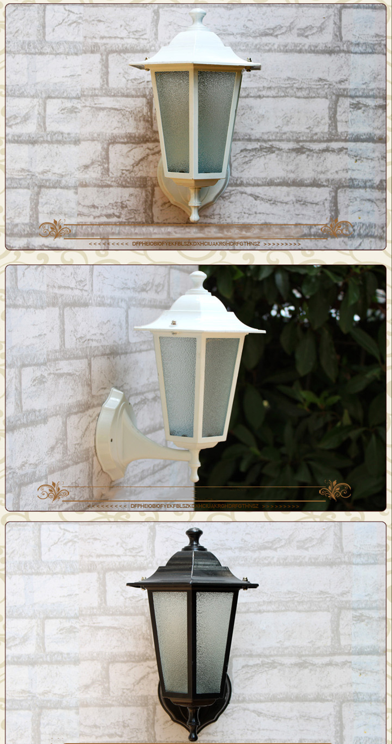 Badkamerverlichting Wandlamp Led Us 24 99 50 Off Led Wall Lamp Outdoor Wall Light Vintage Wandlamp Waterproof Outdoor Lighting Home Bedroom Exterior Applique Murale Luminaire In Led