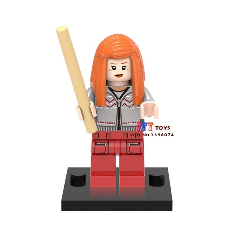 50pcs superhero Harry Potter building blocks bricks friends for girl kids children toys brinquedos menina