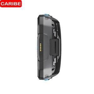 Image 5 - Caribe PL 50L الكمبيوتر المحمول الروبوت PDA Wifi 2D ماسح الرمز الشريطي بتقنية Bluetooth و GPS طابعة UHF RFID NFC طابعة POS