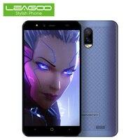 Origional Leagoo Z7 4G LTE Mobile Phone Android 7 0 2 Back Cameras Smartphone 5 0