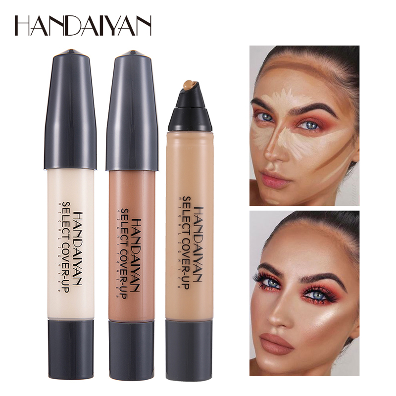 Profesional Skin Face Concealer Liquid Corrector  Eye Cream Makeup 12 Colors