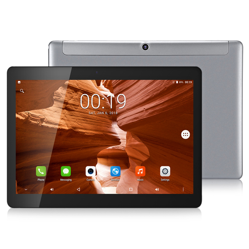 ALLDOCUBE C5 4G Phablet 9.6 Inch Android 7.0 Tablets PC MTK6737 1.3GHz 2GB 32GB WiFi Dual SIM Cards Front Rear Double Cameras