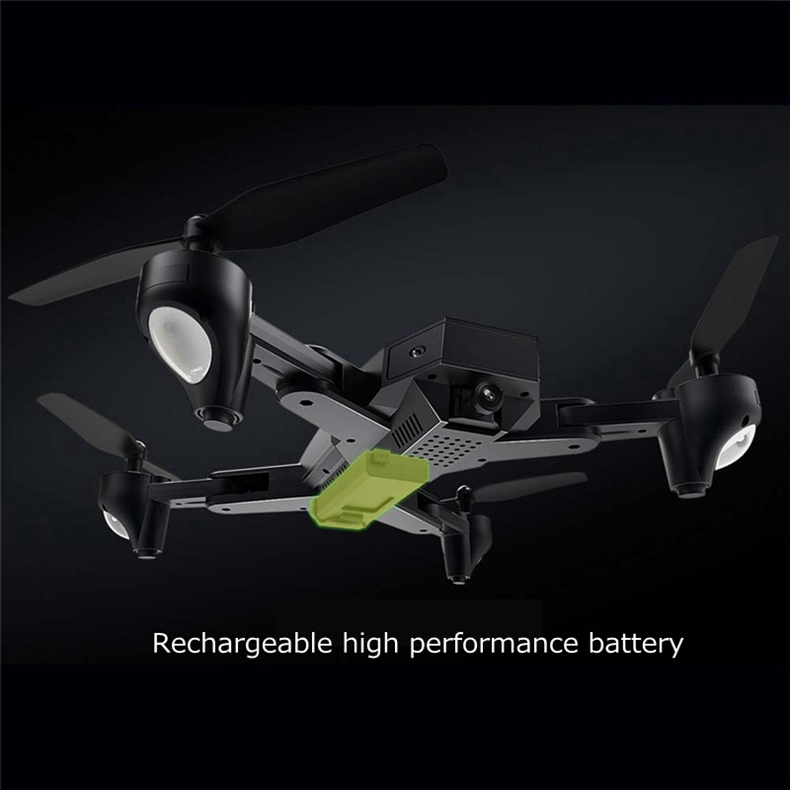 Selfie Drone With Camera Visuo Xs809w Xs809hw Rc Drones Wifi Fpv Quadcopter Rc Helicopter Dron Remote Control Toys For Children