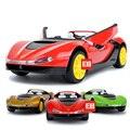 Горячая 1:32 diecast всемирно известный Италия Кабриолет супер спортивный автомобиль серхио модель вытяните назад сплава toys with light Collection