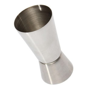 20/40ML Double Bar Jigger Cocktail Bartender Tools Drink Stiring Tool Stainless Steel Liquor Measuring Cup