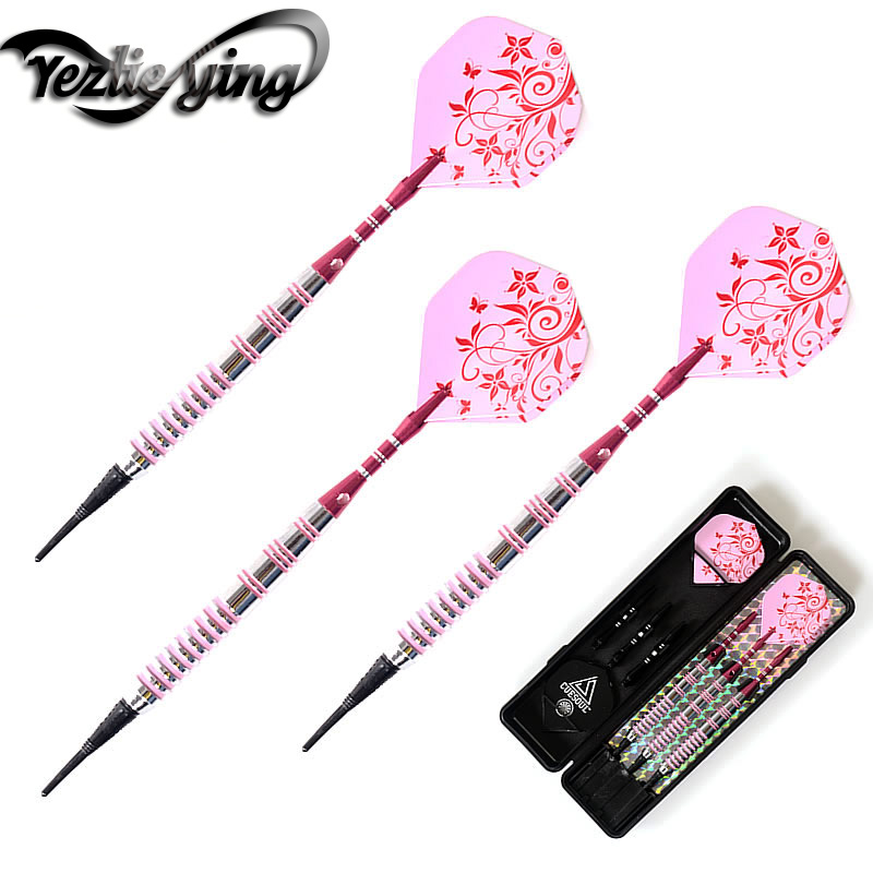 High Quality 17g Soft Tip Electronic Dart Outdoor Sports Entertainment Set
