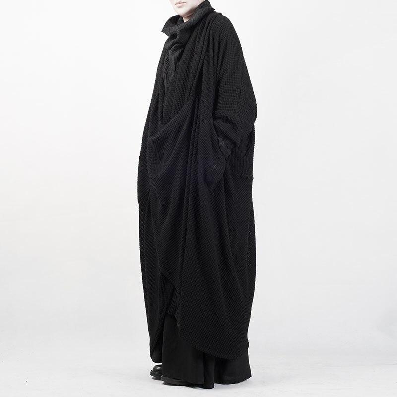 Corée Femmes neck Pleine Nouveau Couleur Casual Féminine Mode Manches Poche Black De Lâche Zll1667 Robe Automne xitao2018 V Solide 7y6bYfg