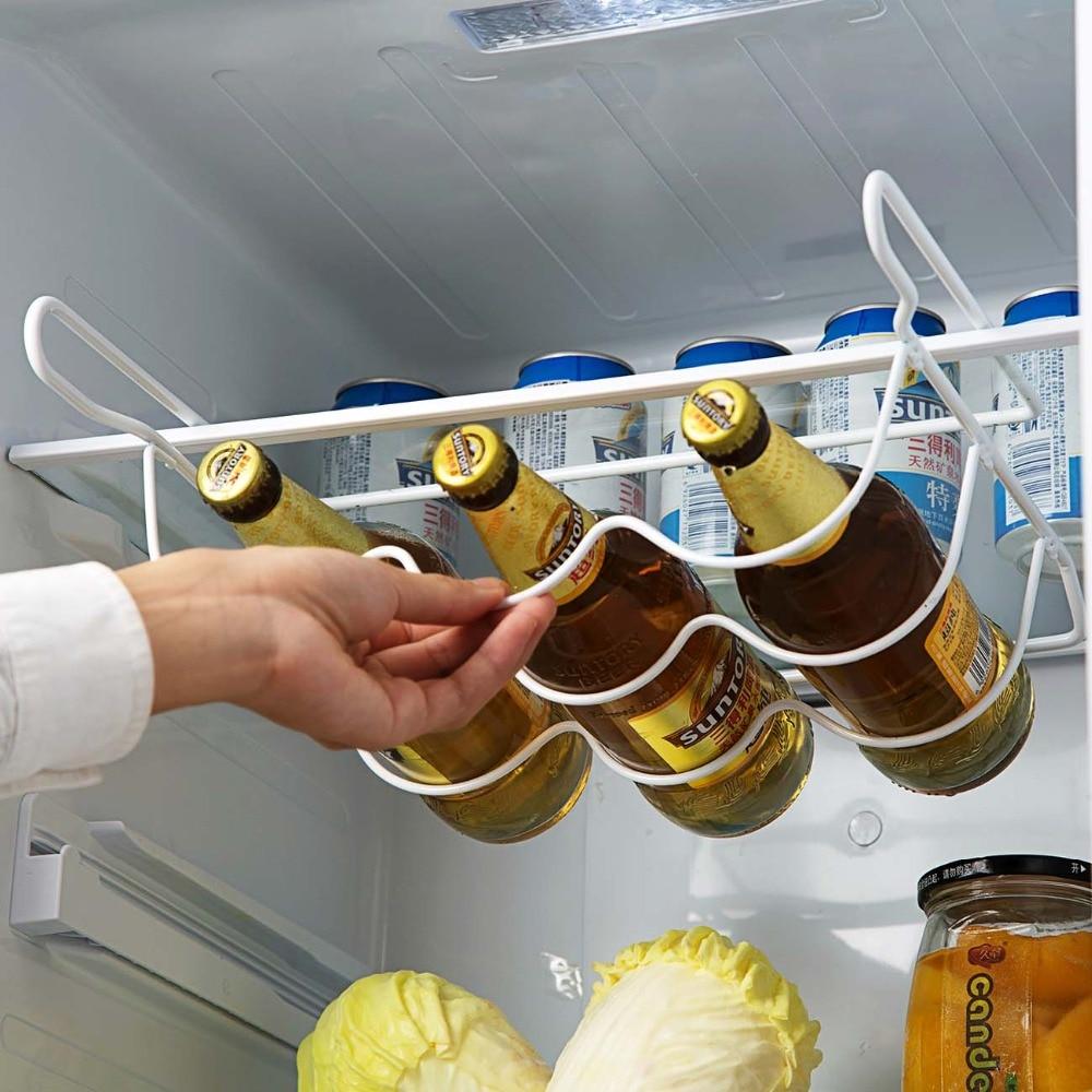 Otherhouse Refrigerator Kitchen Rack Shelf Can Beer Wine