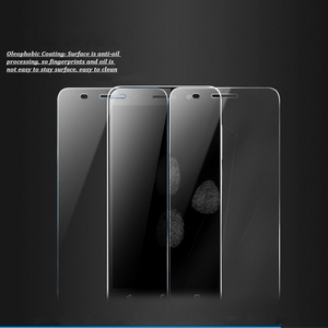 Image 4 - Tempered Glass For Huawei P Smart Z Full Cover 2.5D Screen Protector Tempered Glass For Huawei P Smart Z