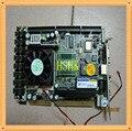 O envio gratuito de Computador motherboard ICP ROCKY-518HV V4.0 I cartão half-length com memória CPU motherboard industrial ipc-586VDH