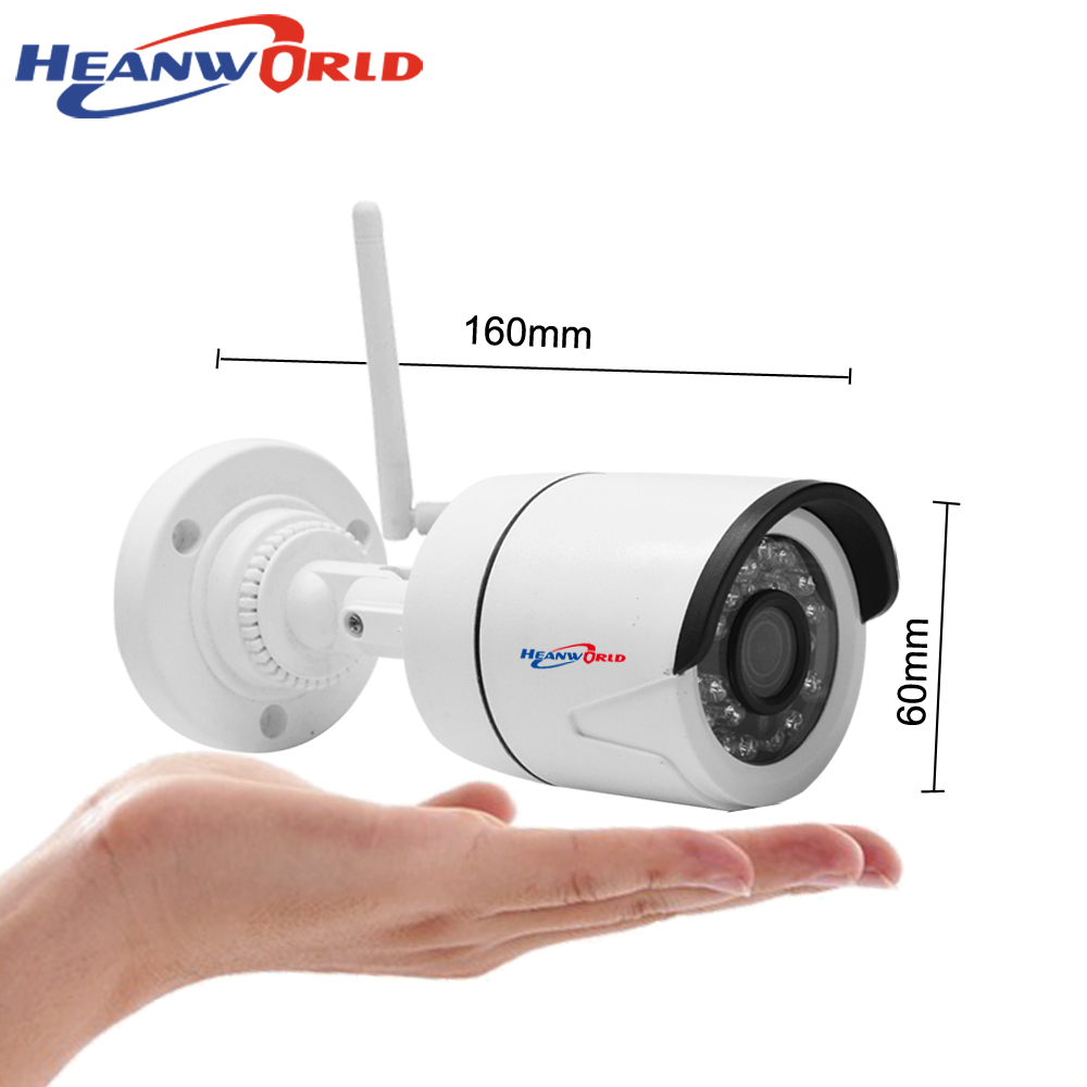 Humor Ip Camera Outdoor Wifi Camera Ip 1080p 2mp Waterproof Cctv Camera System Wireless Video Surveillance Camera Home Security Cam Video Surveillance