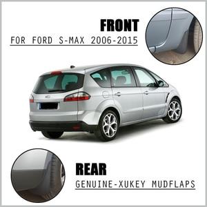 Image 4 - 4x moldado abas de lama para ford s max 2006   2015 mudflaps respingo guardas para lamas 2007 2008 2009 2010 2011 2012 2013 2014