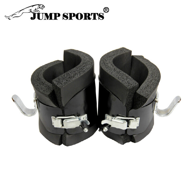 brand Safer Body Fitness Building 2Pcs Pair Pro Circle Chin Up System Gravity Inversion Boots