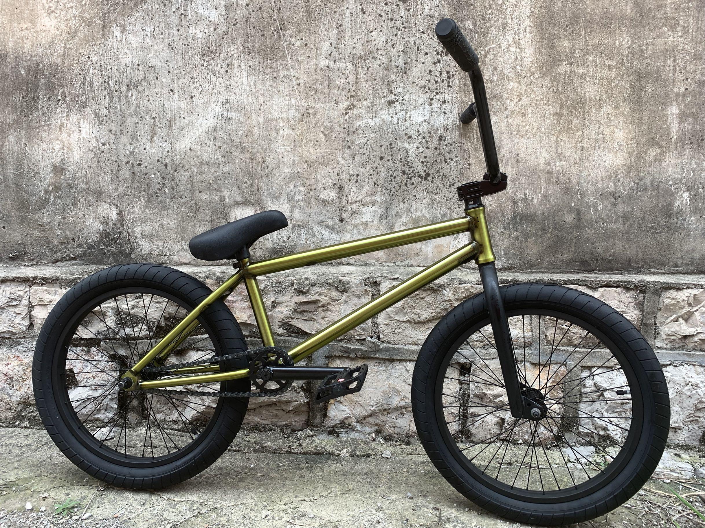 Kink Frame Diy Bmx Bike