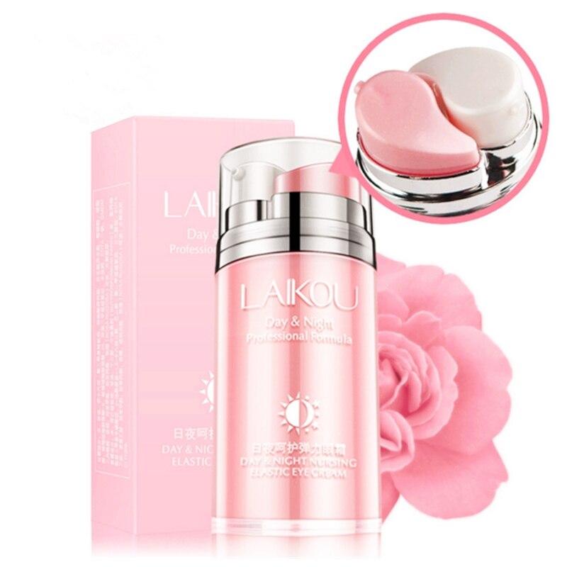 Hyaluronic Acid Elastic Anti Wrinkle Eye Cream Removal Dark Circles Fine Lines Eye Bags Removal Eye Makeup Beauty Essential.