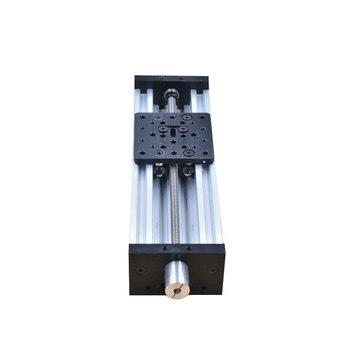 Набор для сборки линейных приводов T8, 1000 мм, профиль с ЧПУ, набор для сборки линейных приводов, 3D принтер с ЧПУ для DIY