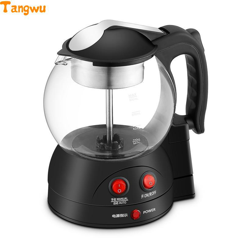 Free shipping NEW Steam make tea Glass insulation the boiled tea, electric kettle boil black pu-erh pot Electric kettles puzzle 1000 найди 10 львов 79807