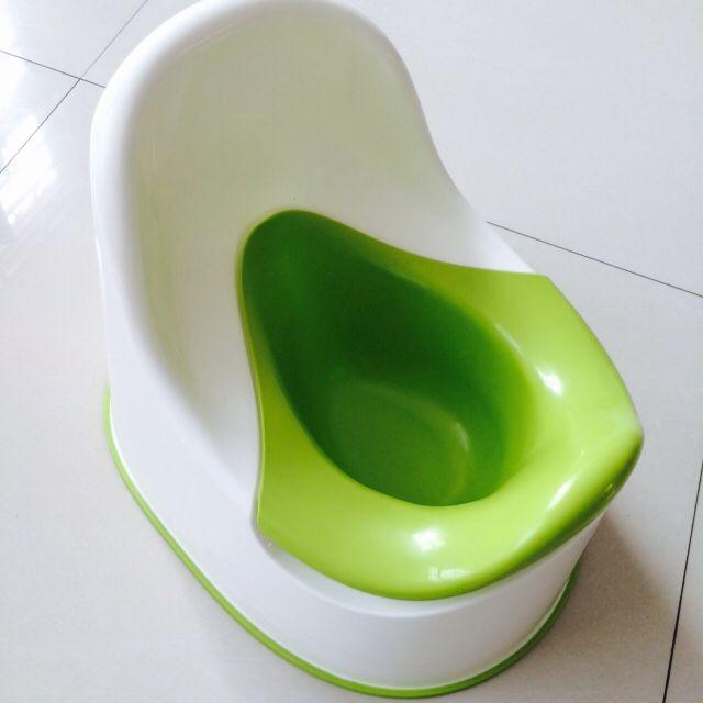 Free shipping plastic baby potty toilet seat tranier portable baby ...
